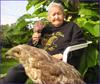 Grandma Edna Gordon, Seneca Hawk Elder