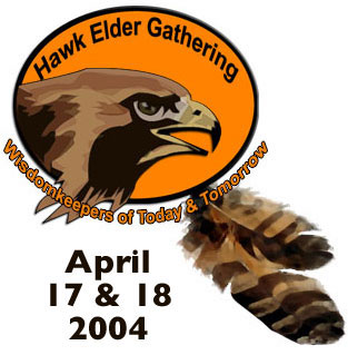 Hawk Elder, Seneca, Edna Gordon
