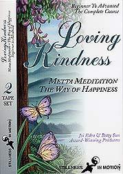 Loving Kindness -  Metta Meditation. The Way of Happiness